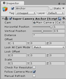 Super Camera Anchor Documentation